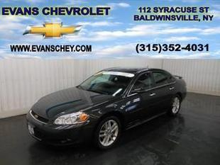 2013 Chevrolet Impala Sedan for sale in Baldwinsville for $16,995 with 38,038 miles.