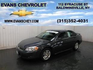 2009 Chevrolet Impala Sedan for sale in Baldwinsville for $11,495 with 65,695 miles.