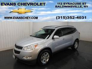 2009 Chevrolet Traverse SUV for sale in Baldwinsville for $18,495 with 49,800 miles.