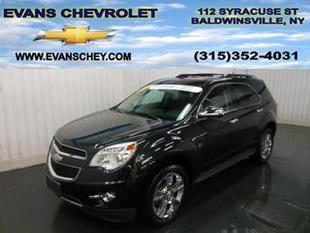 2012 Chevrolet Equinox SUV for sale in Baldwinsville for $24,995 with 28,364 miles.