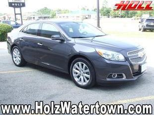 2013 Chevrolet Malibu Sedan for sale in Watertown for $18,960 with 35,249 miles.
