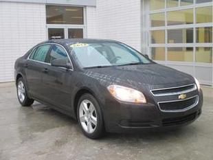 2012 Chevrolet Malibu Sedan for sale in Muskegon for $13,900 with 37,488 miles.