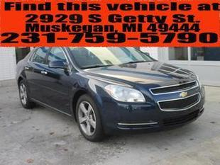 2012 Chevrolet Malibu Sedan for sale in Muskegon for $15,900 with 52,675 miles.