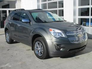 2012 Chevrolet Equinox SUV for sale in Muskegon for $23,900 with 18,769 miles.