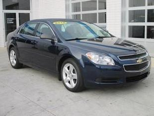 2012 Chevrolet Malibu Sedan for sale in Muskegon for $13,900 with 41,187 miles.