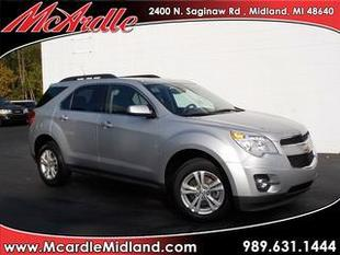 2010 Chevrolet Equinox SUV for sale in Midland for $16,683 with 69,174 miles.