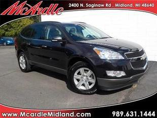 2011 Chevrolet Traverse SUV for sale in Midland for $17,333 with 68,219 miles.