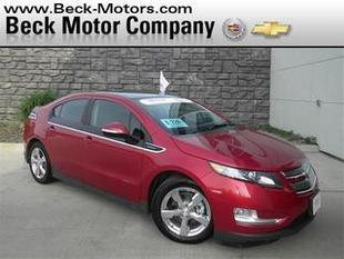 2012 Chevrolet Volt Base Hatchback for sale in Pierre for $22,988 with 15,558 miles.