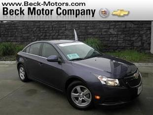 2013 Chevrolet Cruze Sedan for sale in Pierre for $15,988 with 17,383 miles.