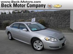 2011 Chevrolet Impala Sedan for sale in Pierre for $13,988 with 51,809 miles.