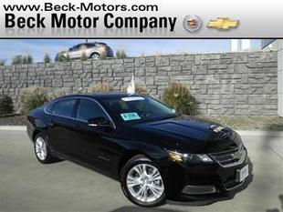 2014 Chevrolet Impala Sedan for sale in Pierre for $23,988 with 17,340 miles.