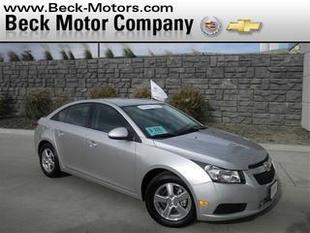 2014 Chevrolet Cruze Sedan for sale in Pierre for $15,988 with 10,743 miles.