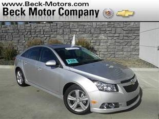 2014 Chevrolet Cruze Sedan for sale in Pierre for $17,988 with 9,725 miles.