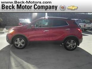 2013 Buick Encore SUV for sale in Pierre for $23,988 with 11,523 miles.