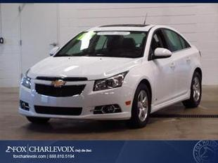 2013 Chevrolet Cruze Sedan for sale in Charlevoix for $16,871 with 9,322 miles.