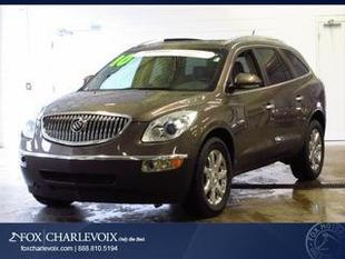 2010 Buick Enclave SUV for sale in Charlevoix for $24,985 with 42,161 miles.