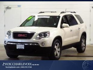 2011 GMC Acadia SUV for sale in Charlevoix for $24,663 with 52,063 miles.