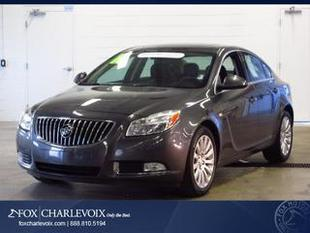 2011 Buick Regal Sedan for sale in Charlevoix for $14,752 with 51,015 miles.