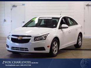 2012 Chevrolet Cruze Sedan for sale in Charlevoix for $13,942 with 17,888 miles.