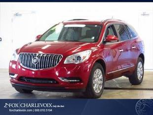 2014 Buick Enclave SUV for sale in Charlevoix for $41,772 with 11,170 miles.