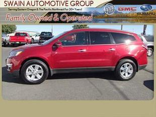 2014 Chevrolet Traverse SUV for sale in Hermiston for $30,995 with 19,469 miles.
