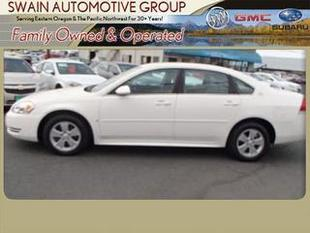 2009 Chevrolet Impala Sedan for sale in Hermiston for $13,995 with 60,546 miles.