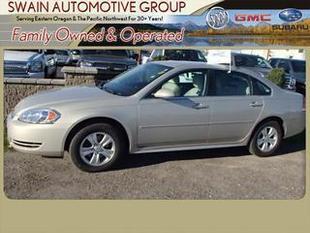 2012 Chevrolet Impala Sedan for sale in Hermiston for $16,995 with 25,954 miles.