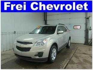 2011 Chevrolet Equinox SUV for sale in Marquette for $16,751 with 66,320 miles.