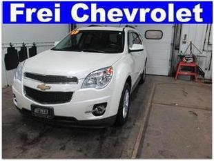 2013 Chevrolet Equinox SUV for sale in Marquette for $25,416 with 23,216 miles.