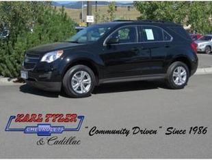 2013 Chevrolet Equinox SUV for sale in Missoula for $22,995 with 18,723 miles.