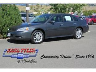 2011 Chevrolet Impala Sedan for sale in Missoula for $17,995 with 38,047 miles.