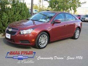 2012 Chevrolet Cruze Sedan for sale in Missoula for $16,995 with 15,812 miles.