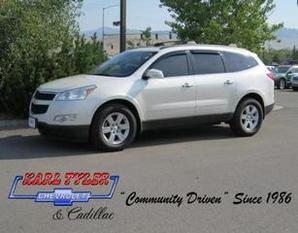 2011 Chevrolet Traverse SUV for sale in Missoula for $25,995 with 69,203 miles.