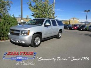 2014 Chevrolet Suburban SUV for sale in Missoula for $45,995 with 18,023 miles.