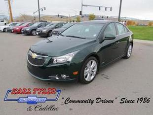 2014 Chevrolet Cruze Sedan for sale in Missoula for $21,995 with 14,108 miles.