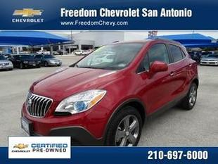 2013 Buick Encore SUV for sale in San Antonio for $18,995 with 10,453 miles.