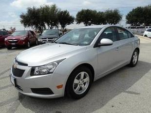 2014 Chevrolet Cruze Sedan for sale in San Antonio for $14,493 with 32,204 miles.