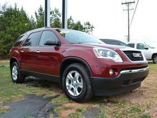 2011 GMC Acadia SUV for sale in Anderson for $26,999 with 49,249 miles.