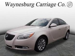2012 Buick Regal Sedan for sale in Waynesburg for $18,500 with 18,638 miles.