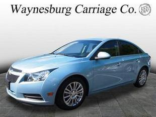 2012 Chevrolet Cruze Sedan for sale in Waynesburg for $15,400 with 21,270 miles.