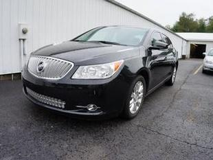 2012 Buick LaCrosse Sedan for sale in Waynesburg for $19,500 with 30,207 miles.