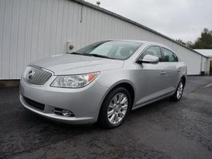 2012 Buick LaCrosse Sedan for sale in Waynesburg for $21,800 with 6,470 miles.