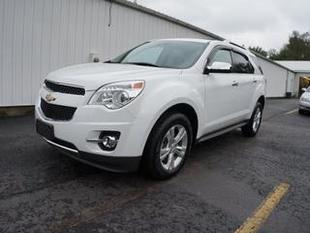 2013 Chevrolet Equinox SUV for sale in Waynesburg for $26,900 with 14,836 miles.