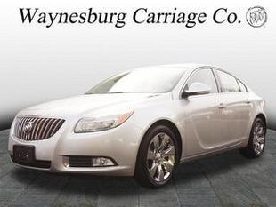 2012 Buick Regal Sedan for sale in Waynesburg for $17,900 with 18,724 miles.