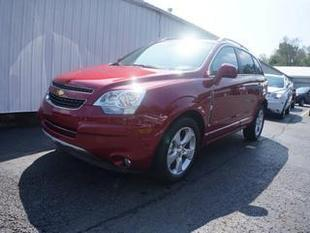 2014 Chevrolet Captiva Sport SUV for sale in Waynesburg for $20,900 with 8,018 miles.