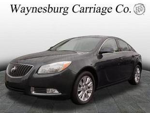 2012 Buick Regal Sedan for sale in Waynesburg for $18,800 with 8,174 miles.