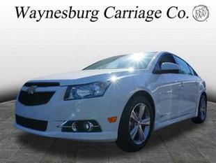 2014 Chevrolet Cruze Sedan for sale in Waynesburg for $17,500 with 15,509 miles.