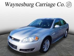2014 Chevrolet Impala Limited Sedan for sale in Waynesburg for $17,900 with 18,114 miles.