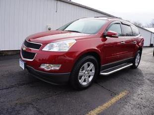 2012 Chevrolet Traverse SUV for sale in Waynesburg for $22,500 with 17,017 miles.
