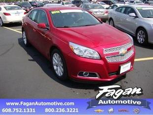 2013 Chevrolet Malibu Sedan for sale in Janesville for $24,000 with 16,348 miles.